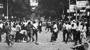 Aftermath of Watts Riot (Tumblr)