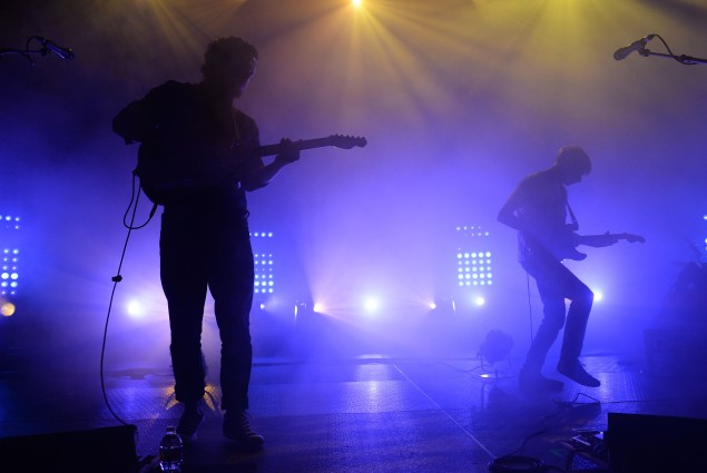Alt-J And Royal Canoe Perform At The Hollywood Palladium
