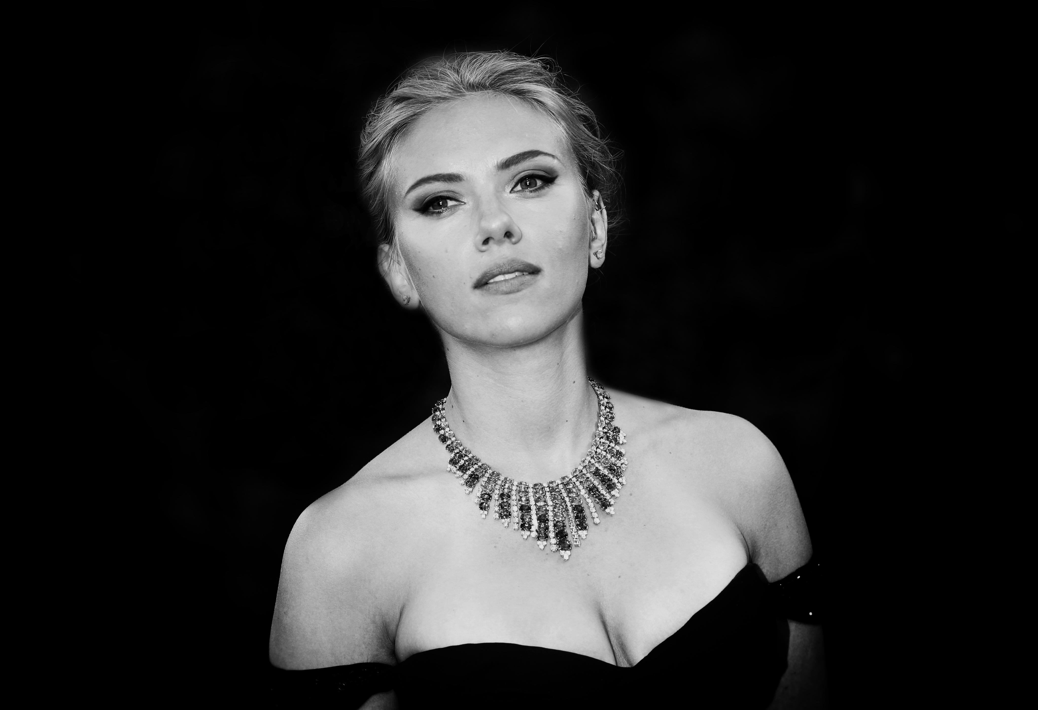 Scarlett Johansson Salary