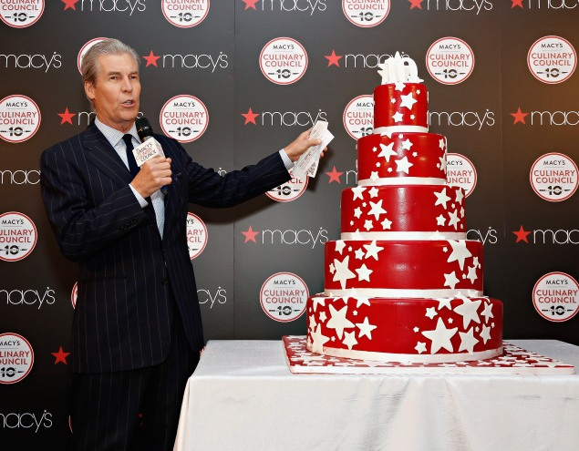 CEO, Chairman, President, and Director at Macy's, Terry Lundgren (Photo by Cindy Ord/Getty Images for Macy's)