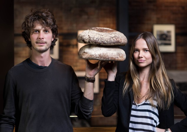 Nicolas Dutko and Alicia Rountree, the proprietors of the Tartinery in Nolita, are on the hunt for a substitute to poilâne, the famous bread from Paris.