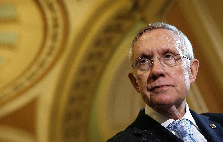 Senate Majority Leader Harry Reid. (Photo: Win McNamee/Getty Images)