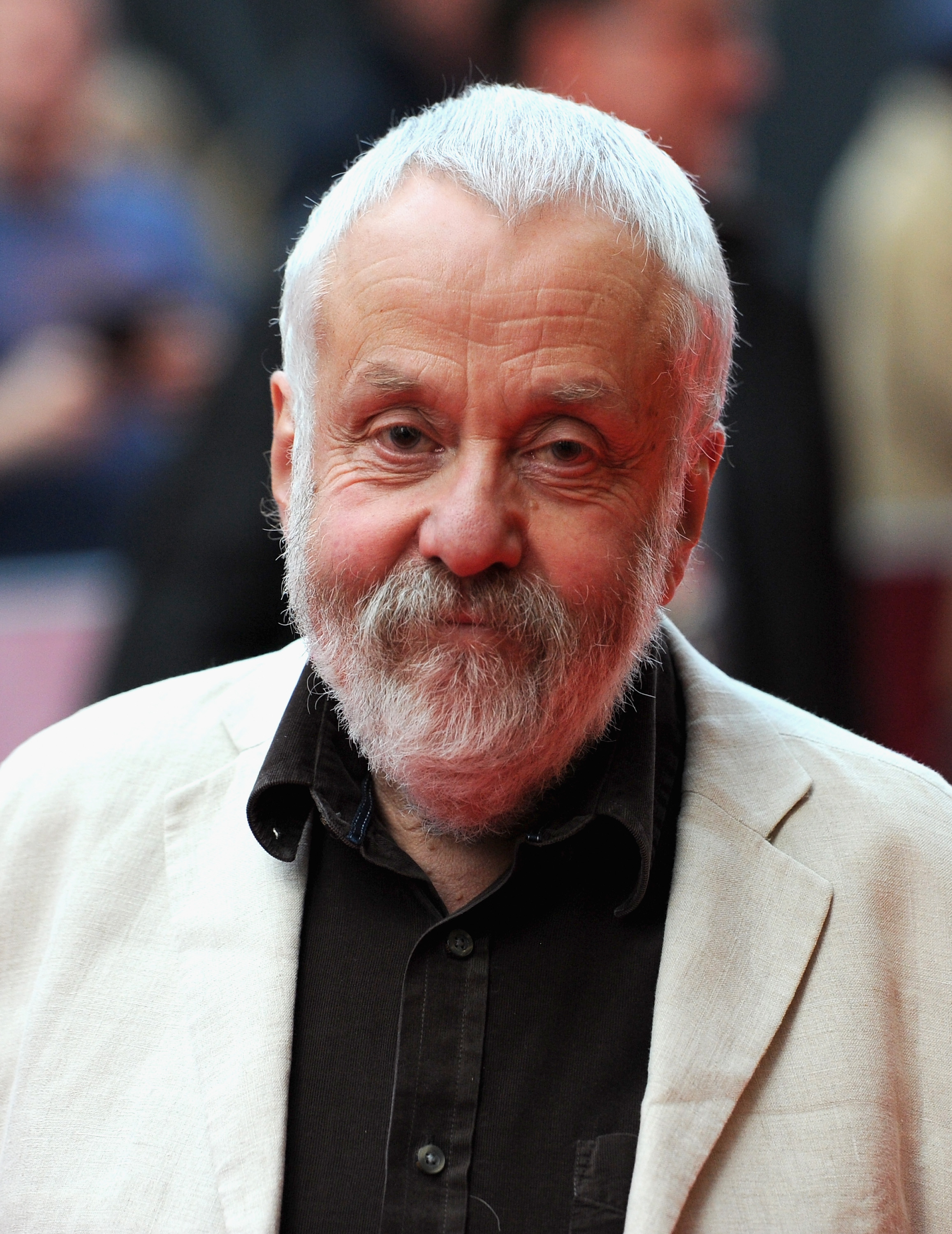 Mike Leigh. (Photo by Stuart C. Wilson/Getty Images for BFI)