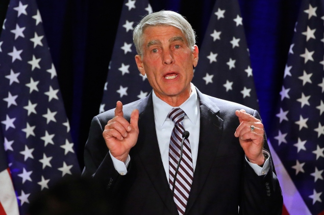 Sen. Mark Udall (D-CO), a key J Street ally, lost in the midterm elections. (Photo by Doug Pensinger/Getty Images)