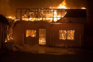 Ferguson, Missouri. (Photo by Aaron P. Bernstein/Getty Images)