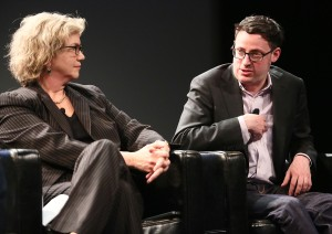 Nate Silver. (Photo by Astrid Stawiarz/Getty Images for the 2014 Tribeca Film Festival)