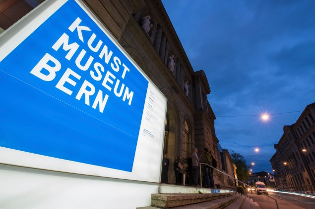 The Kunstmuseum Bern (Courtesy Getty Images)