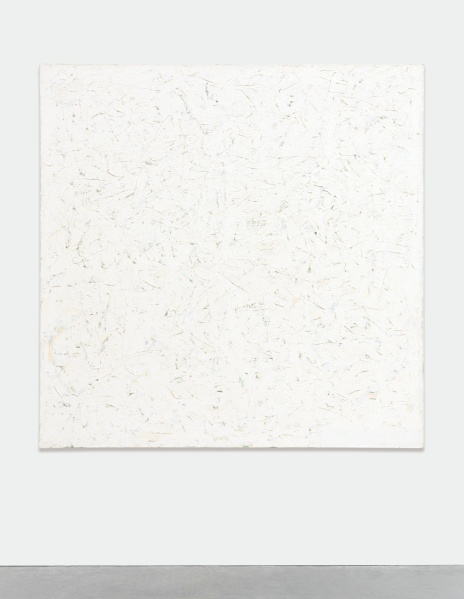Robert Ryman, Untitled