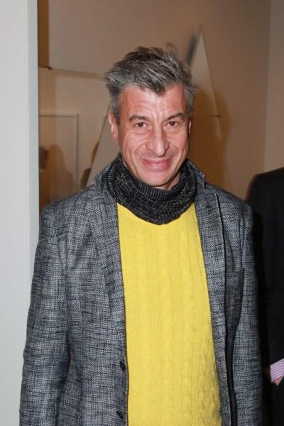 Maurizio Cattelan. (Courtesy Patrick McMullan)