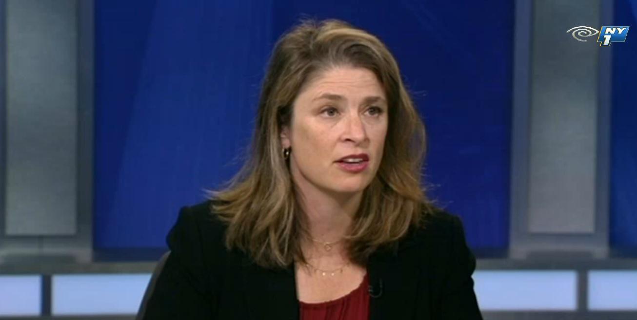 Alicia Glen. (Screengrab: NY1)