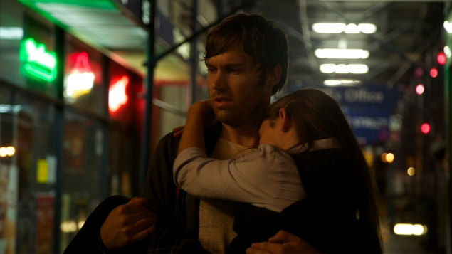 Shawn Christensen and Fatima Ptacek in Before I Disappear.