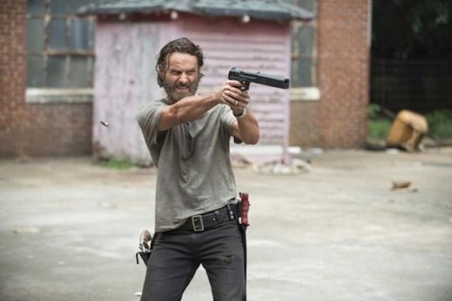 Rick-rolling. (AMC)