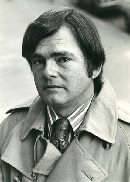 Mr. Brodeur, in 1974, three years before he published his seminal book The Zapping of American.
