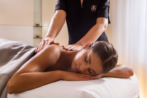 Go to Guerlain Spa and get a lovely massage to soothe your winter blues.