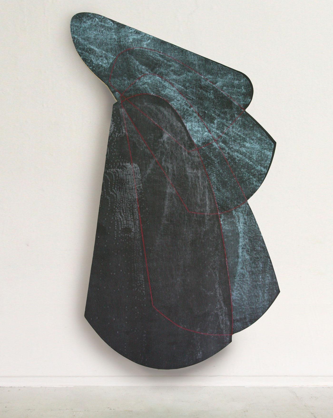 Genevieve Chua, Cicadas #2, Gusford Gallery, Booth C17. (Courtesy Gusford Gallery via Pulse Contemporary Art Fair)