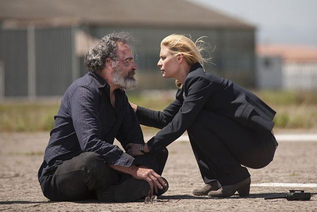 """""""Stop being such a Carrie, Saul!"""" (Showtime)"""