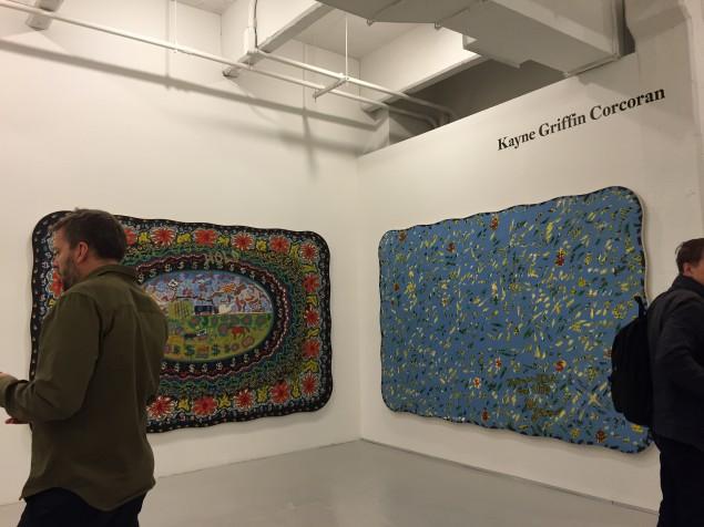 John Tweddle at Kayne Griffin Corcoran. (Photo by Alanna Martinez)