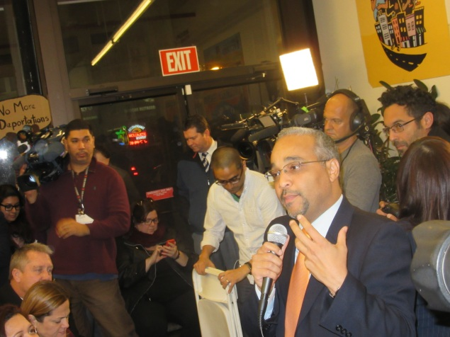 State Senator Jose Peralta (Photo: Will Bredderman/New York Observer).