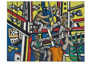 LOT 28_Leger_Constructors with a tree