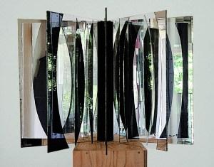 Christian Megert, Mirror Shard Book (Spiegelscherbenbuch), 1962 (Photo courtesy Franziska Megert)