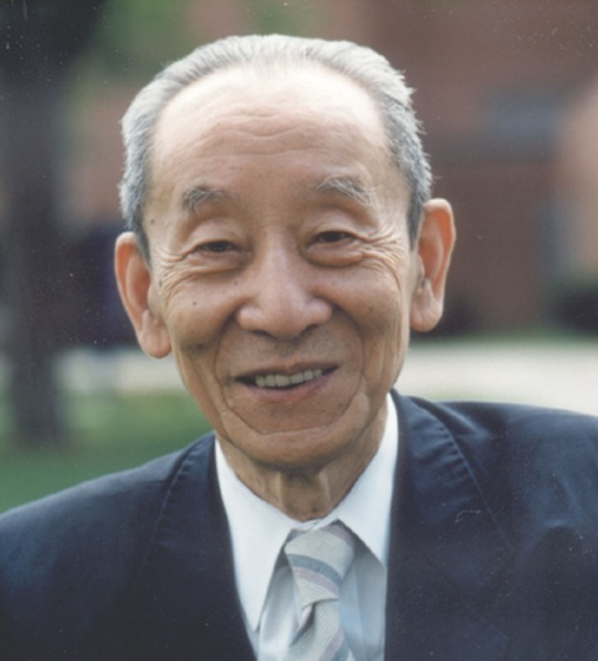 Michio Kushi PHOTO: courtesy kushi institute
