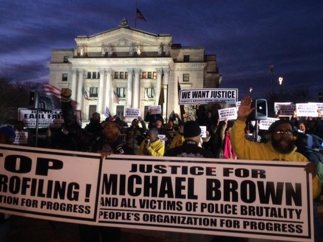 NewarkFergusonProtestNov.25,2014