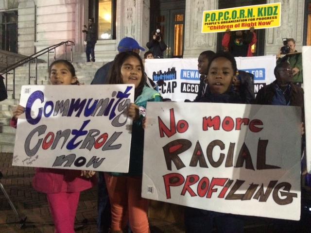 NewarkPoliceProtestNov.12.2014