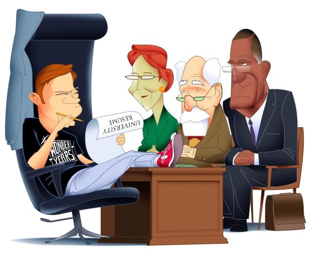 Illustration by Chris Morris