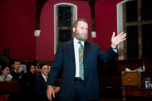 The author faced unrelenting anti-Israel attacks at the hallowed halls of Oxford Union.
