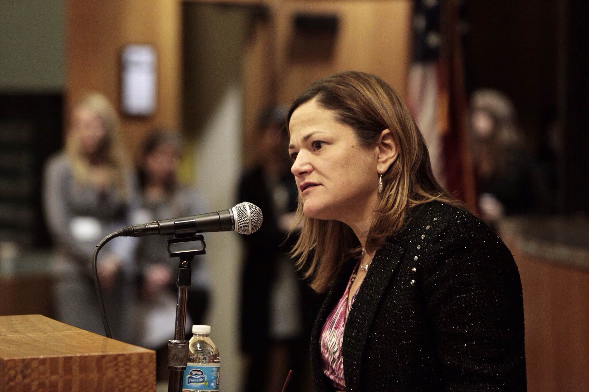 Melissa Mark-Viverito. (Photo: William Alatriste/New York City Council)