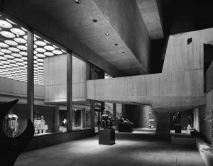 Whitney Museum of Art, 1966, as photographed by Eric Stoller.