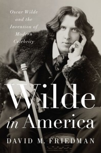 Wilde in America Cover