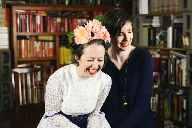 Australia-based Women of Letters is finding its second home in NYC. (Photo credit: Lauren Bamford)