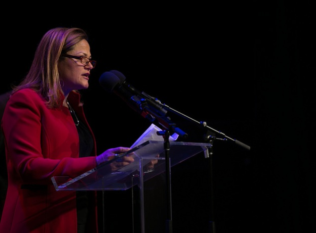 Council Speaker Melissa Mark-Viverito. (Photo: William Alatriste/NYC Council)