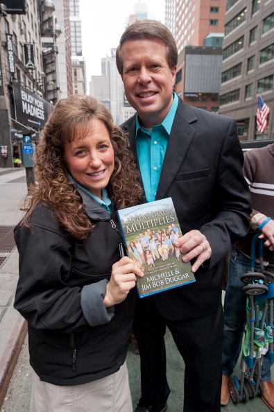 Michelle Duggars' politics: even worse than her hair. (Photo: D Dipasupil/Getty Images)