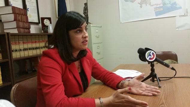 Assemblywoman Nicole Malliotakis. (Photo: Ross Barkan)