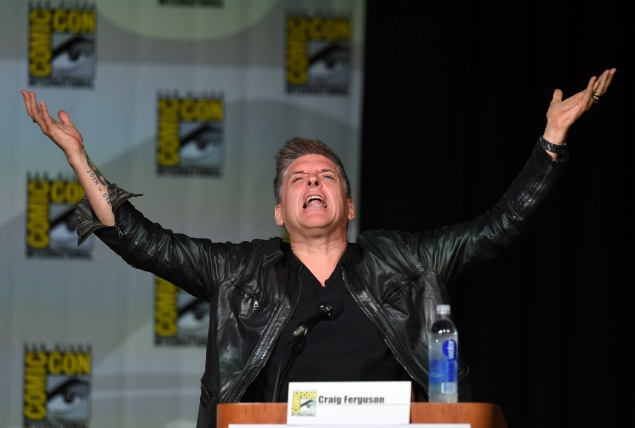 Craig Ferguson is full of feelings. (Getty Images)