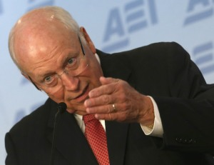 Dick Cheney. (Photo by Mark Wilson/Getty Images)