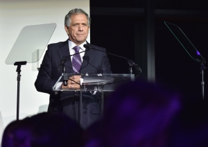 CBS Corporation CEO Leslie Moonves is number two on our Rich List  (Photo by Mike Coppola/Getty Images for Michael Kors)