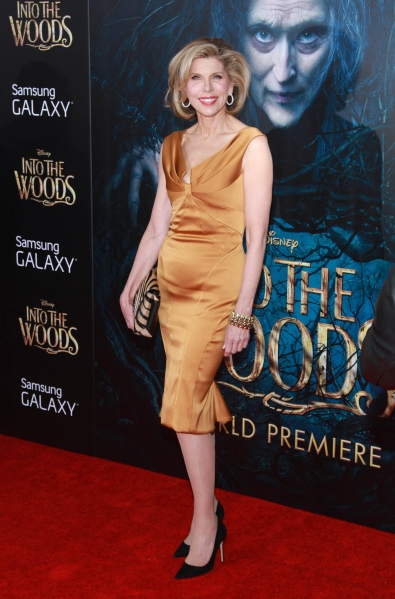 """""""Into The Woods"""" World Premiere - Outside Arrivals"""