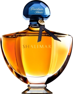 The iconic Shalimar by Guerlain has amber notes.