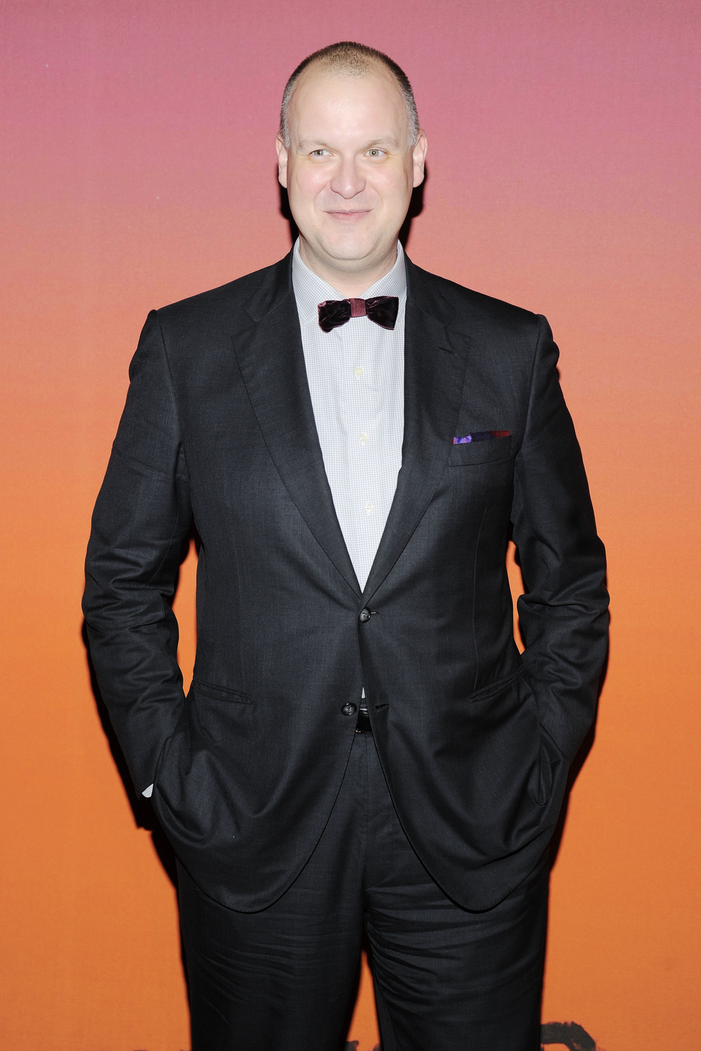 The Warhol Museum's director Eric Shiner at the 2013 Whitney Gala. (Courtesy Patrick McMullan)