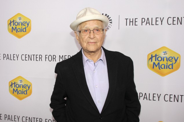 Norman Lear (Photo by Patrick McMullan).