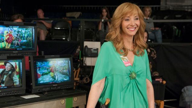 Valerie, pre-Green Screen. (HBO)