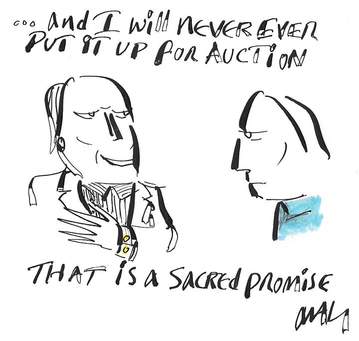 AHG No auction