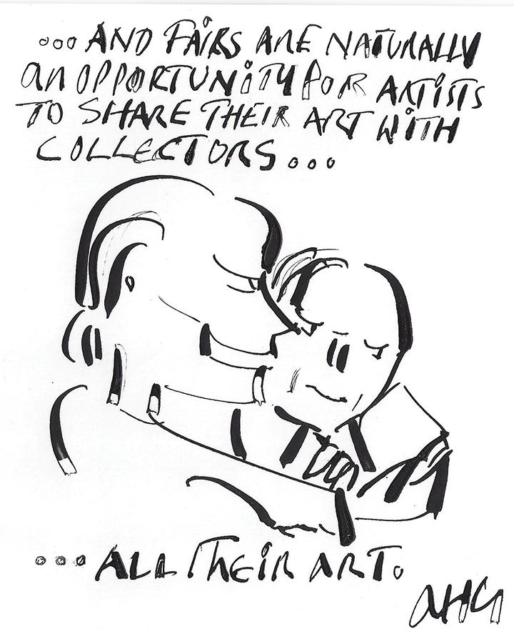 AHG Sharing art