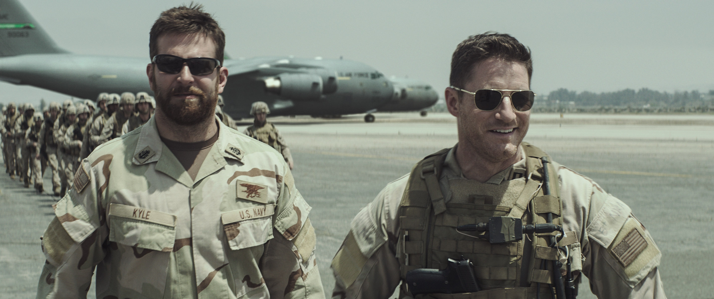 Anti-American Sniper Film Amr Salama