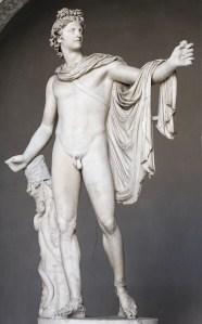 Tomaso looked like a Greek god.