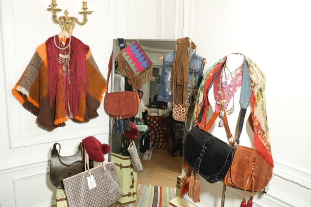The StyleLiner's wares. (Photo via BFA)