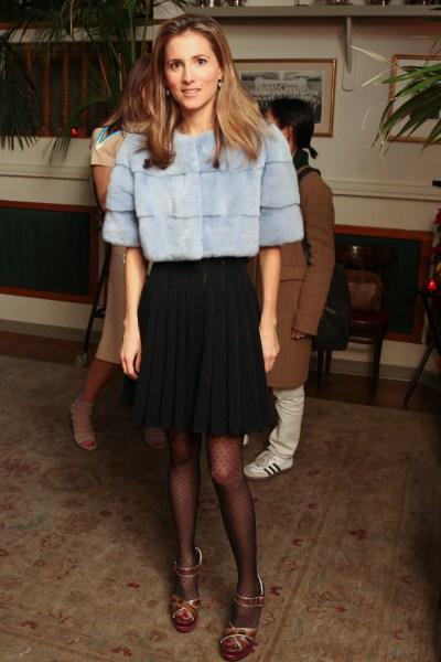 Marina Larroude, Teen Vogue fashion director. (Photo via BFAnyc.com)